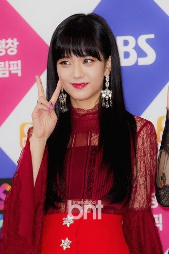 Blackpink Jisoo Gayo Daejun Red Carpet 2017