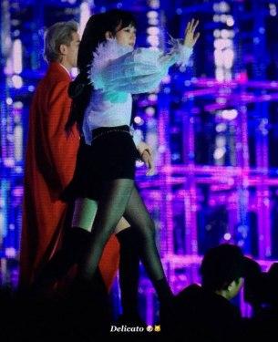 Blackpink Jisoo Jennie Rose Gayo Daejun 2017