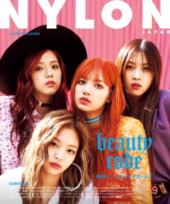Blackpink Nylon Japan