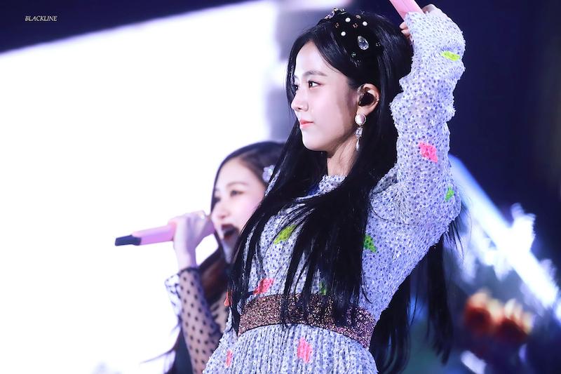 Blackpink Jisoo Pyeongchang Music Festival 2017
