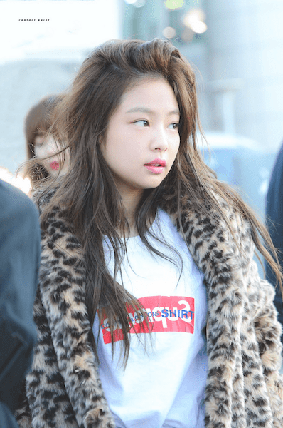 Blackpink Jennie Incheon Airport photo