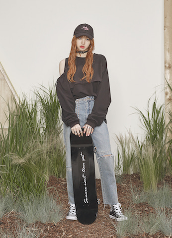 Blackpink Lisa for Nonagon