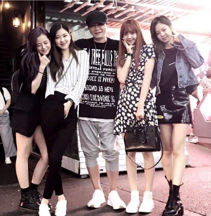 Blackpink and YG
