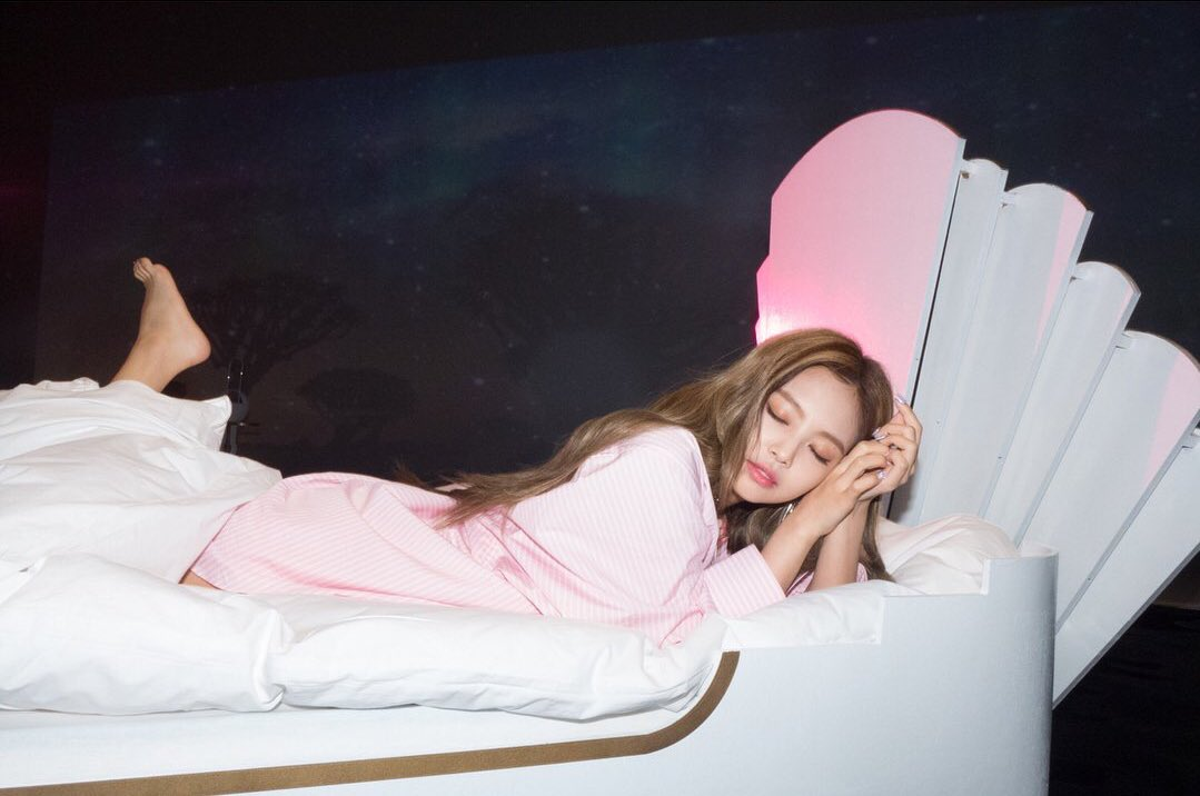 Blackpink Jennie Behind The Scene As If It's Your Last