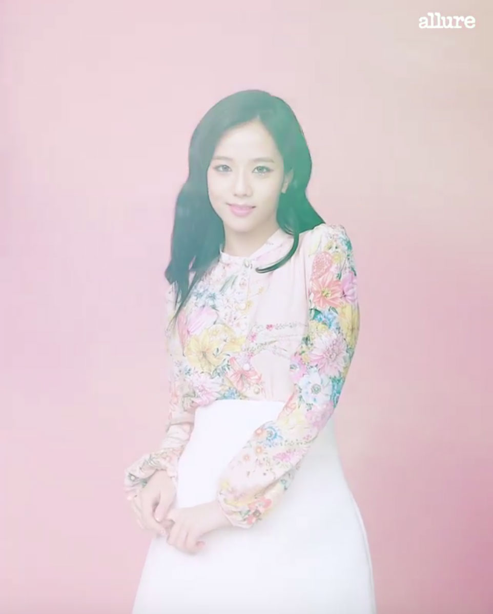 Blackpink Jisoo Allure Korea Magazine