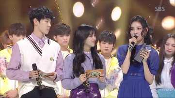Blackpink-Jisoo-and-Sunmi-Inkigayo-5