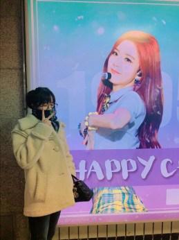 Happy Birthday Blackpink Jisoo, Goddess Jisoo Day on January 3, 2018
