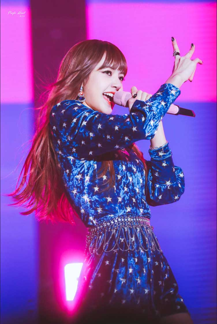 Blackpink Lisa Golden Gisc Awards 2018
