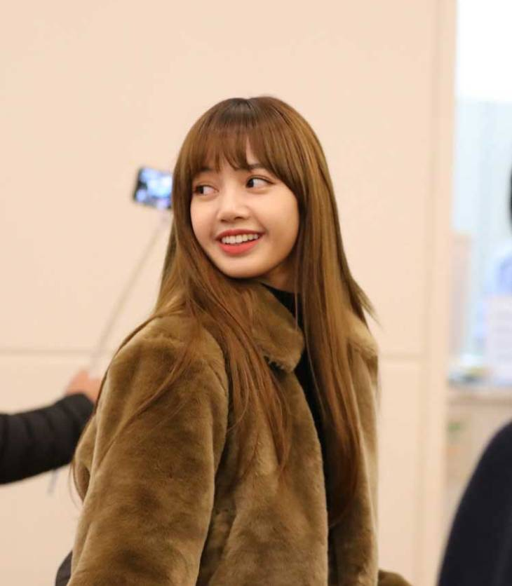 Blackpink Lisa Airport Fashion Haneda