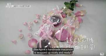 Blackpink-Macaron