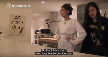 Jennie Jisoo Blackpink House Jendeuk Ramsay