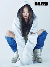 Jennie Dazed Korea