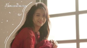 Blackpink Jisoo behind the scenes Instyle Korea