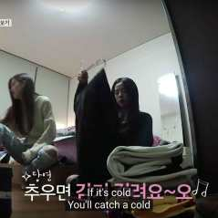 Jisoo-sings-weird-song