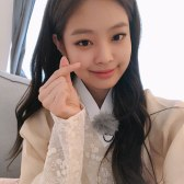 Blackpink Jennie Selfie Wearing Hanbok
