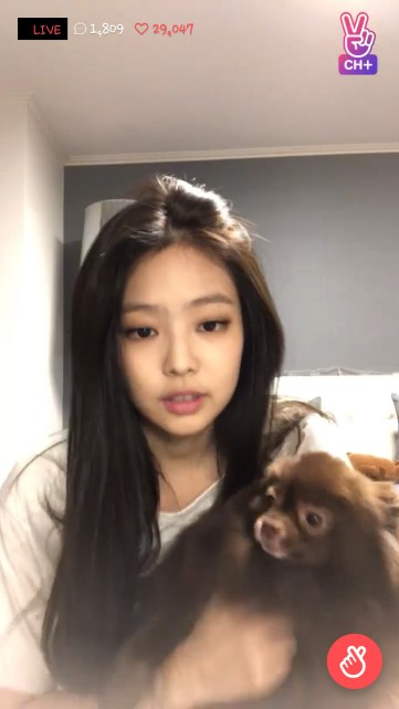 Blackpink-Jennie-Vlive-2018