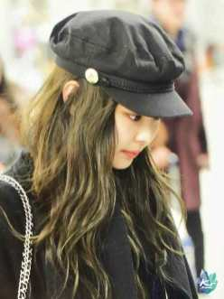 Blackpink Jennie Winter Airport Style From Jeju Island