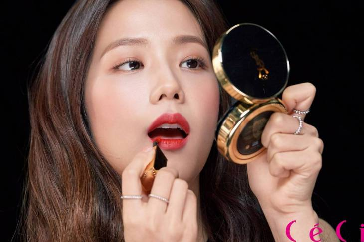 Blackpink Jisoo Ceci Korea Magazine 2018