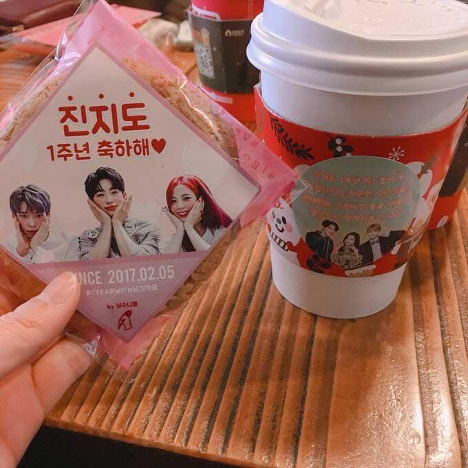 Blackpink Jisoo anniversary last inkigayo
