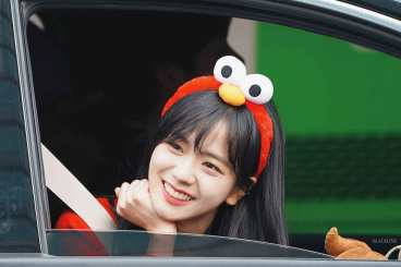 Blackpink Jisoo Elmo Headband