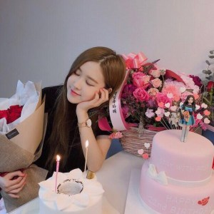 Blackpink Rose Birthday 2018