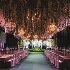 Taeyang wedding party