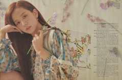 Blackpink Jisoo ELLE Korea Magazine April 2018