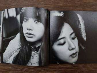 Blackpink Japanese Repackage Mini Album Photobook