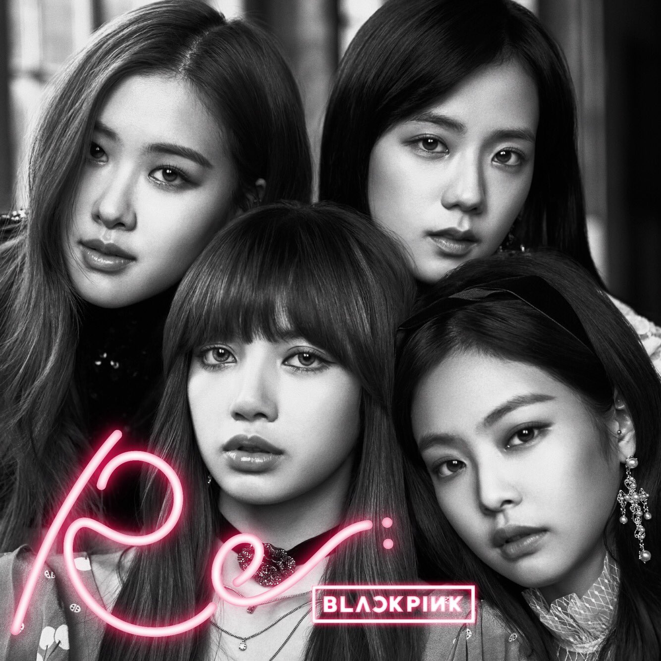 Blackpink repackage album cover