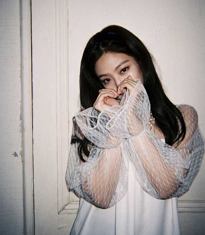 Blackpink Jennie Instagram Photo 2018 Japan Album Photobook