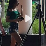 behind the scenes Blackpink Sprite CF Commercial