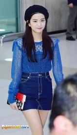 Blackpink Jisoo Airport Fashion 22 April 2018 photo 10