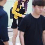 Blackpink Jisoo Airport Fashion 7 August 2017