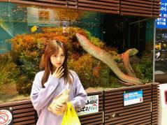 Blackpink-Jisoo-Instagram-Photo-2018-Big-Aquarium-2