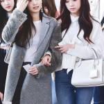 Blackpink Jisoo Airport Fashion White Outfit Jeju Island 25 march 2018