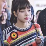 Blackpink Lisa Airport Fashion 1 April 2018