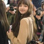 Blackpink Lisa Airport Fashion 27 March 2018