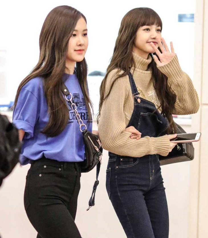 Blackpink Airport Fashion 27 March 2018