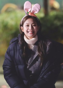blackpink-Jennie-guerrila-fan-meeting