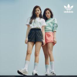 Blackpink Jennie Jisoo Jensoo adidas 2