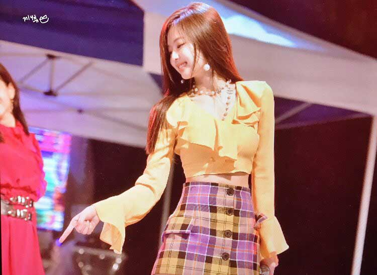 Blackpink Jennie Myongji University Festival 2018 Photo
