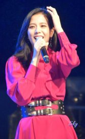 Blackpink Jisoo Myongji University Festival 2018 Photo