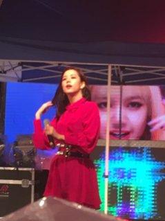 Blackpink Jisoo New Hair Style Myongji University Festival