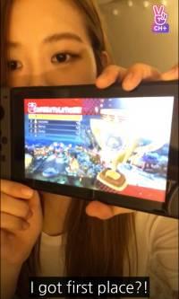 Blackpink-Rose-Nintendo