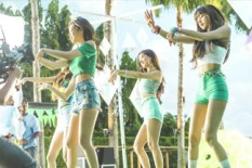 Blackpink Sprite Commercial Jisoo Jennie Rose Lisa