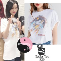 BLACKPINK Jisoo Fashion outfit style SBS Power FM Love Game