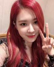 BLACKPINK Rose Selfie SBS Boom Boom Power FM