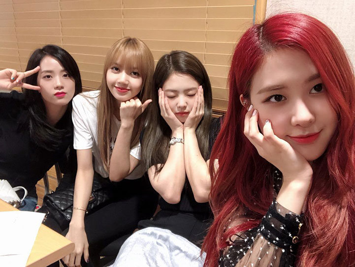 BLACKPINK-Selfie-SBS-Boom-Boom-Power-FM