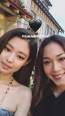Blackpink Jennie Chanel Event Ayla Dimitri