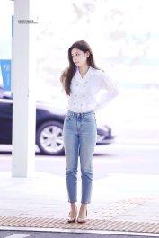 Blackpink Jennie Incheon Airport France paris